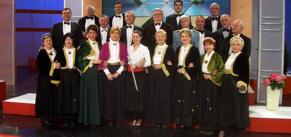 Folklore Ensemble of Veterans